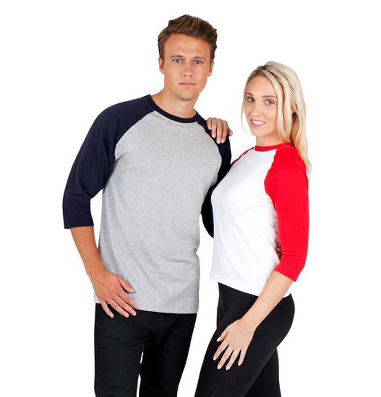 3/4 Sleeve T-Shirts
