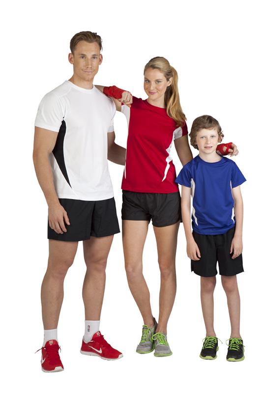Mens Accelerator Cool Dry T-shirt