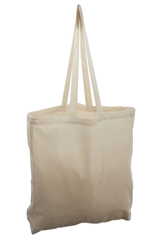 Promotional Calico Bag with Gusset