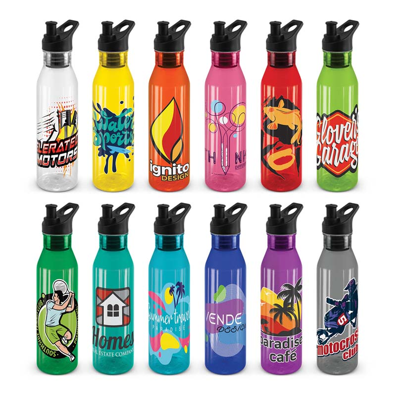 Translucent Nomad Drink Bottle 750ml