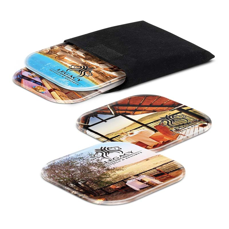 Clarion Coaster Set of 4