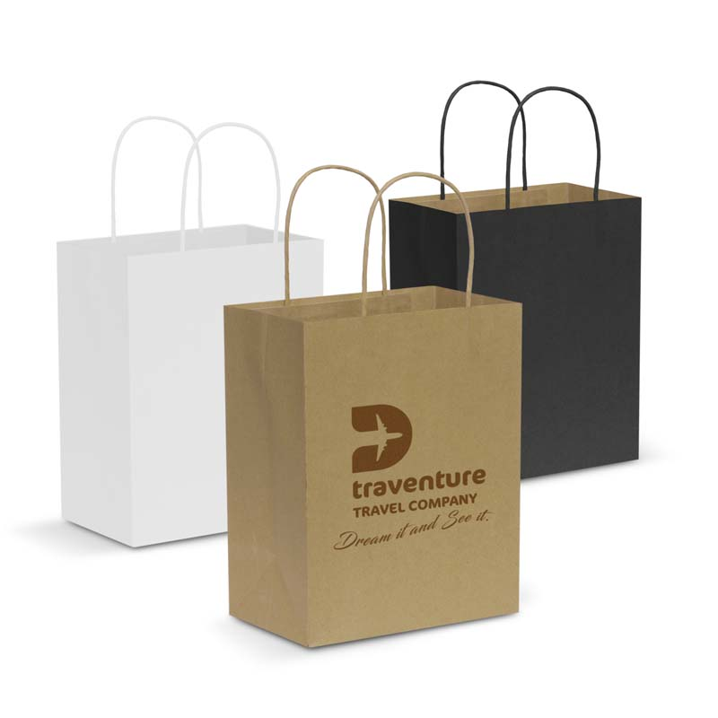 Paper Carry Bag - Medium