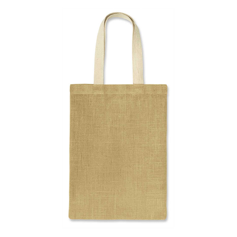 Zeta Jute Tote Bag