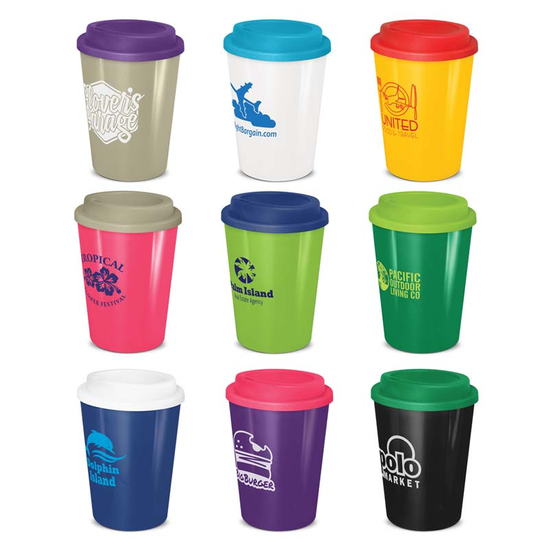 Double Wall Takeaway Coffee Cup 350ml
