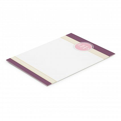 A4 Notepad Full Colour Print