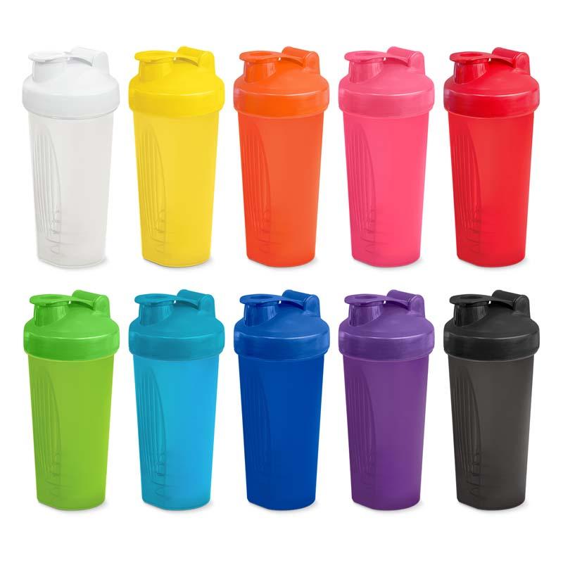 Custom Printed Protein Shaker