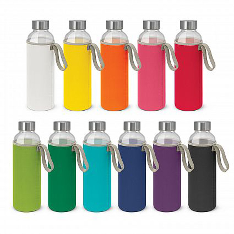 Neoprene Sleeve Glass Bottles 600ml