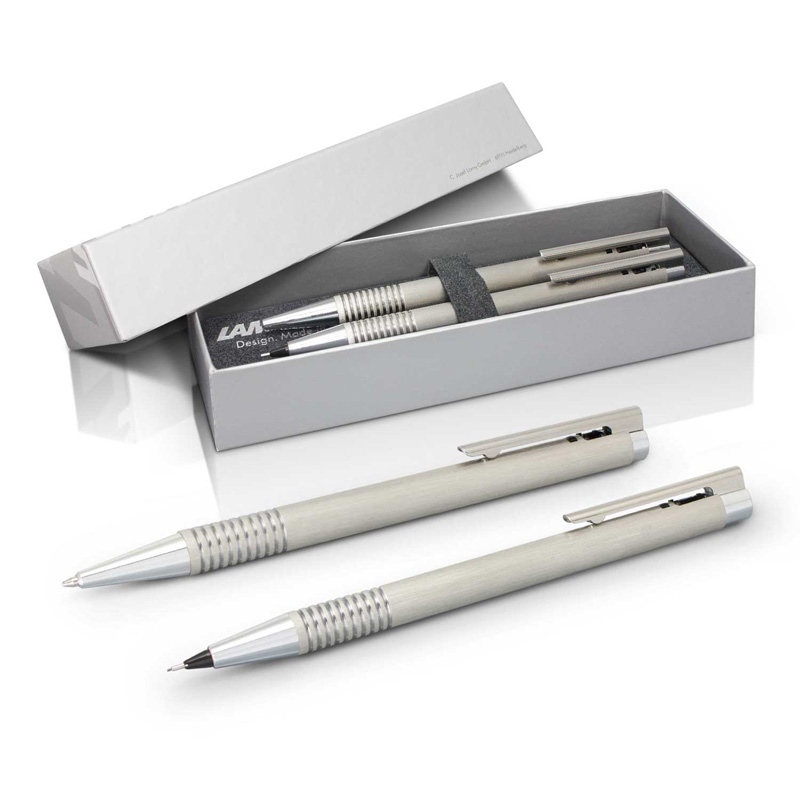 Lamy Logo Pen and Pencil Set