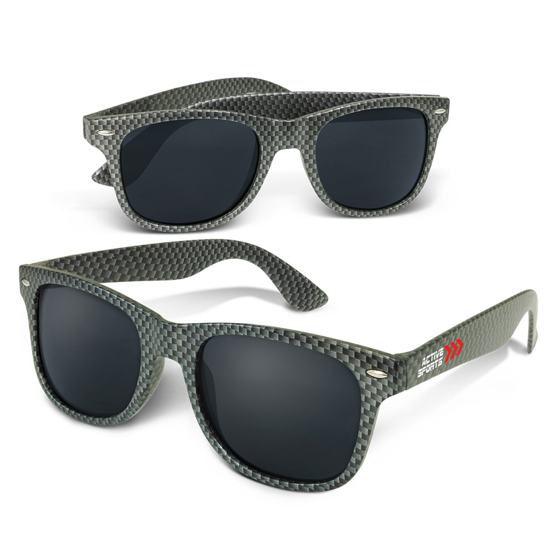 Malibu Premium Sunglasses – Carbon Fibre