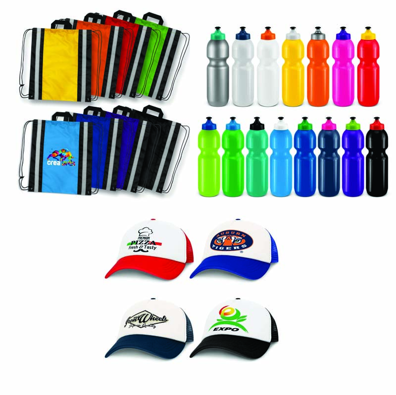 Sports Promotional Pack