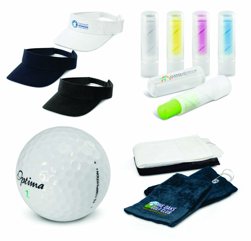 Golf Promotional Pack
