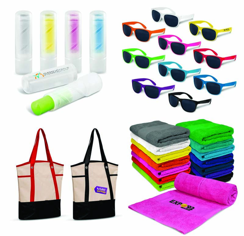 Beach Promotional Pack