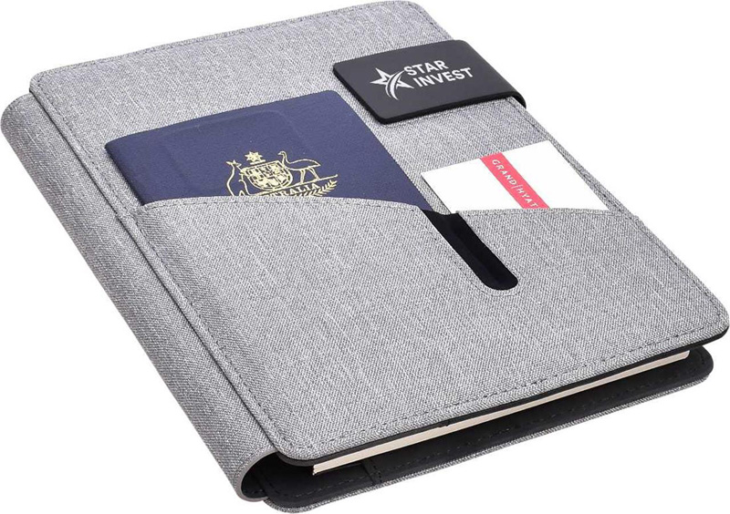 Hands-free A5 Notebook