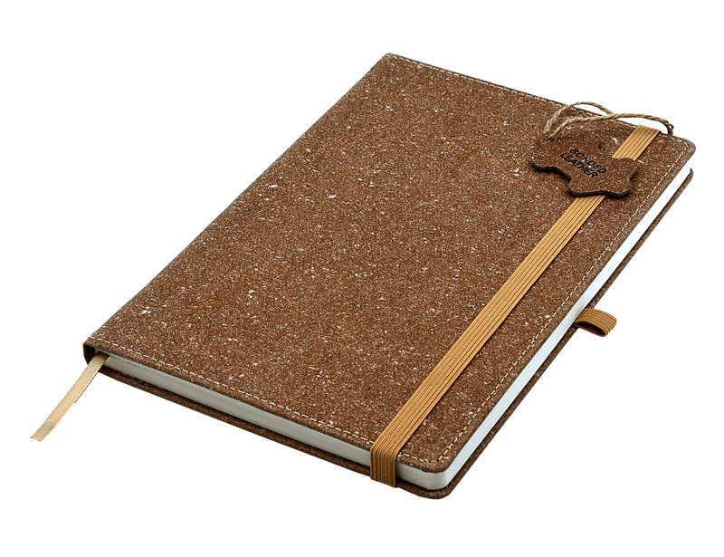 Italiano Bonded Leather Notebook A5