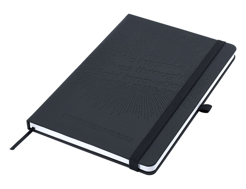Designa Deboss Carnival Notebook A5 Air