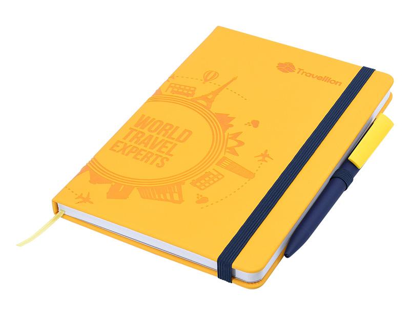 Designa Deboss SoftTouch Notebook A5 Air