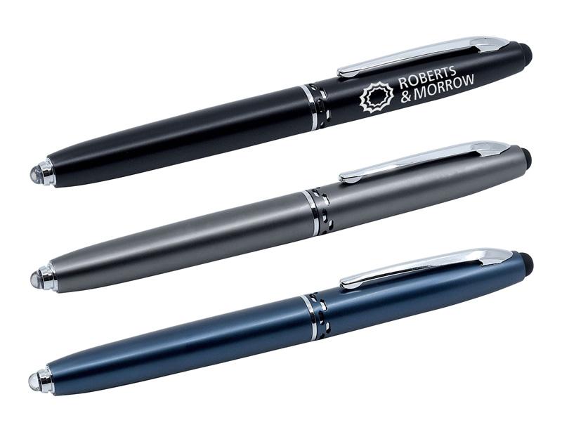 Lux Stylus Pen & Torch