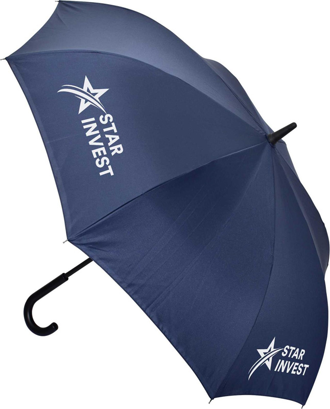 The Inverter Umbrella with J Handle