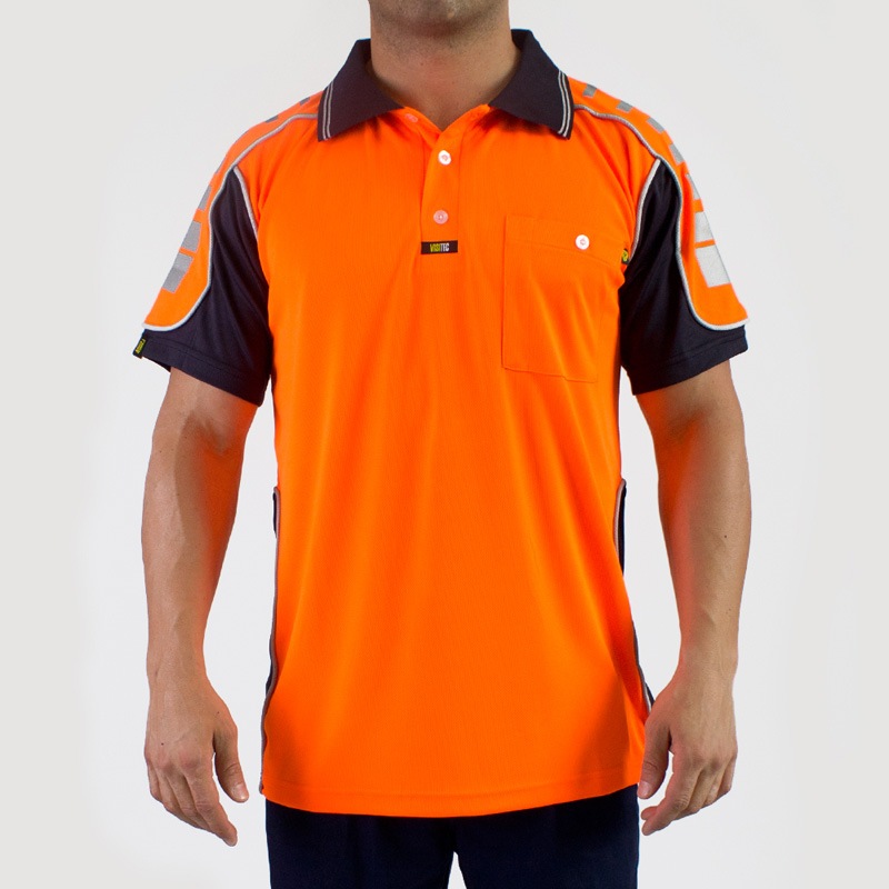 Visitec Chief Microfibre Polo
