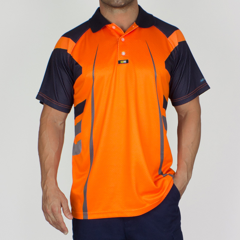 Visitec Warrior Airwear Polo