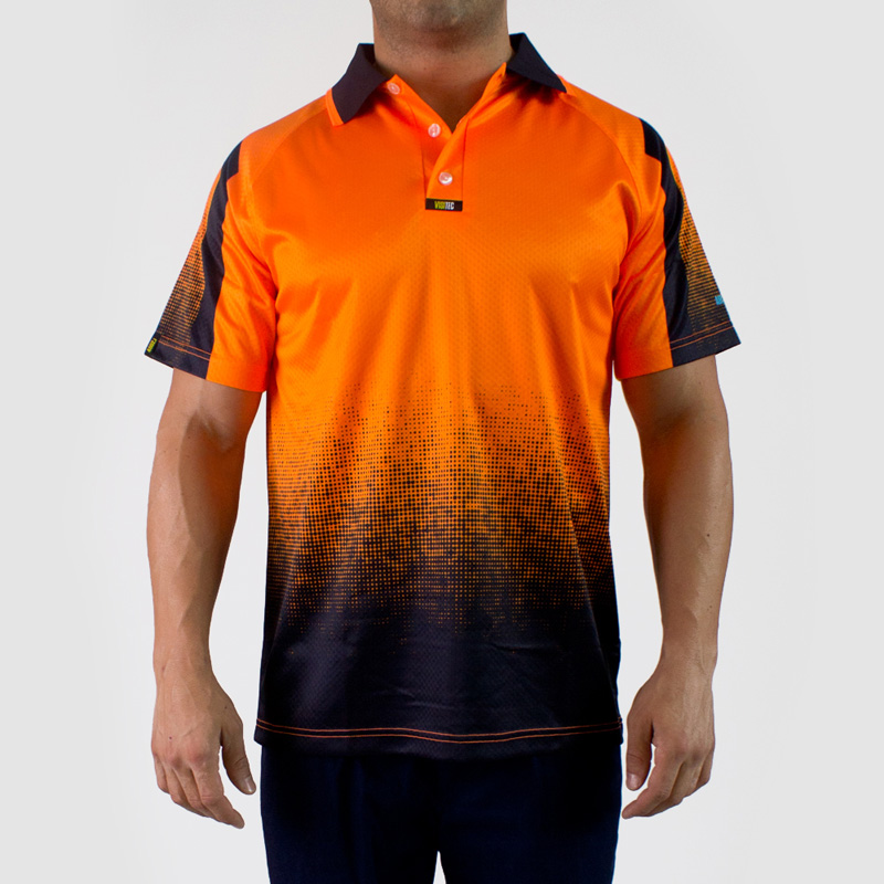 Visitec Matrix Airwear Polo