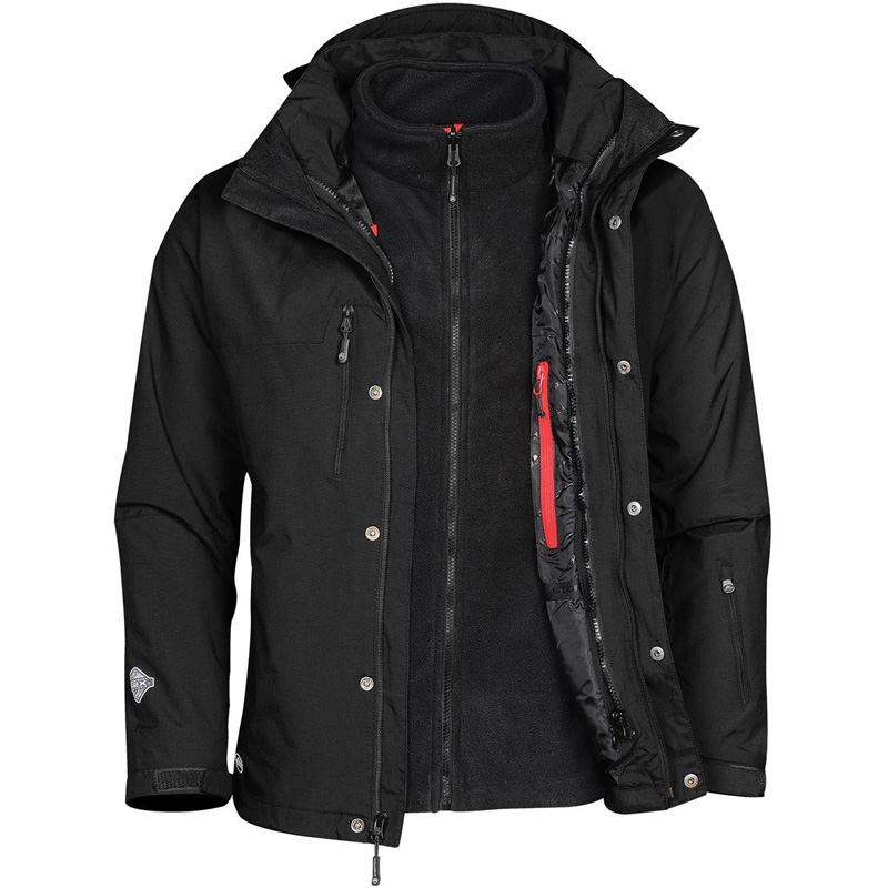 Beaufort 3-In-1 Jacket