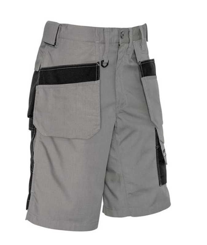 Syzmik Ultralite Multi-pocket Short