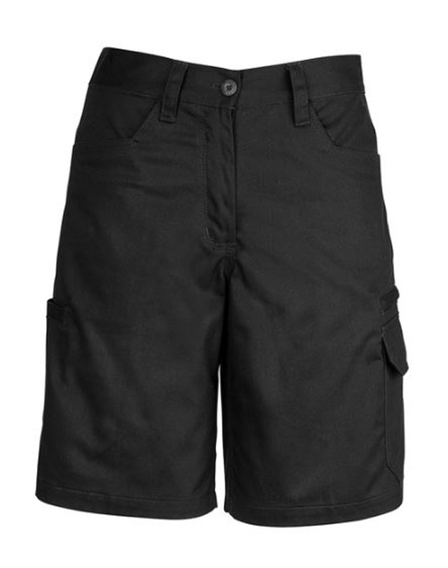 Syzmik Ladies Plain Utility Short