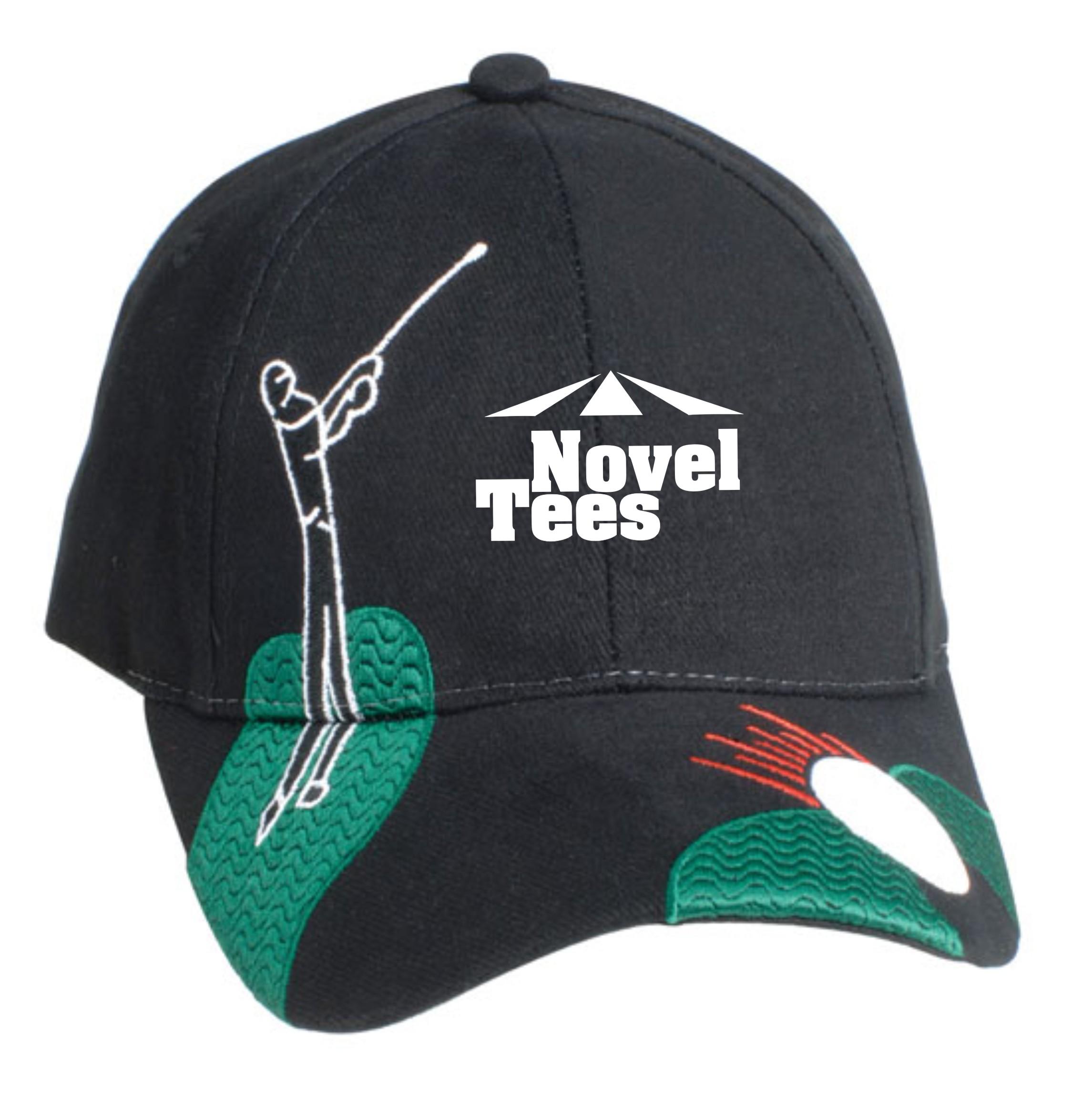 Golf Caps & Hats