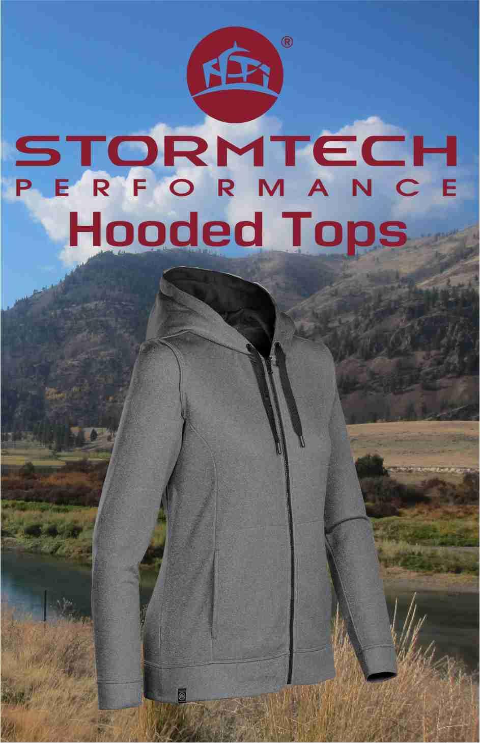 Stormtech Hoodies