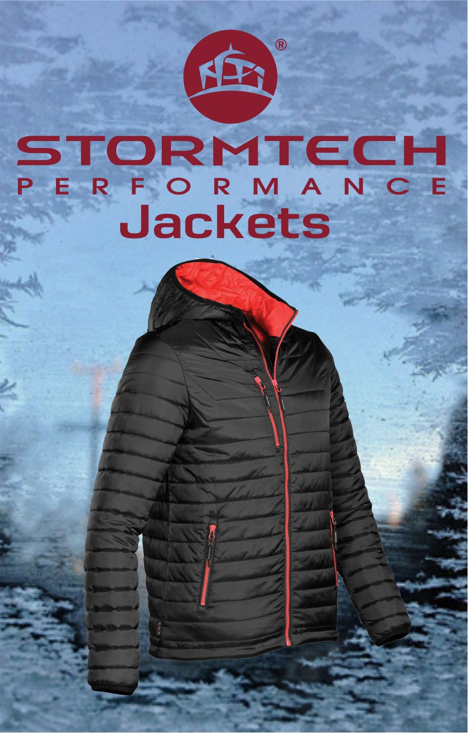 Stormtech Jackets