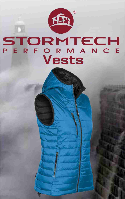 Stormtech Vests