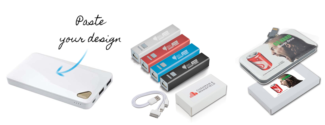 Power Banks Promotional Products
