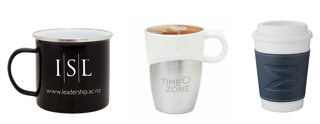 Mugs and Cups Promotional Products Adelaide