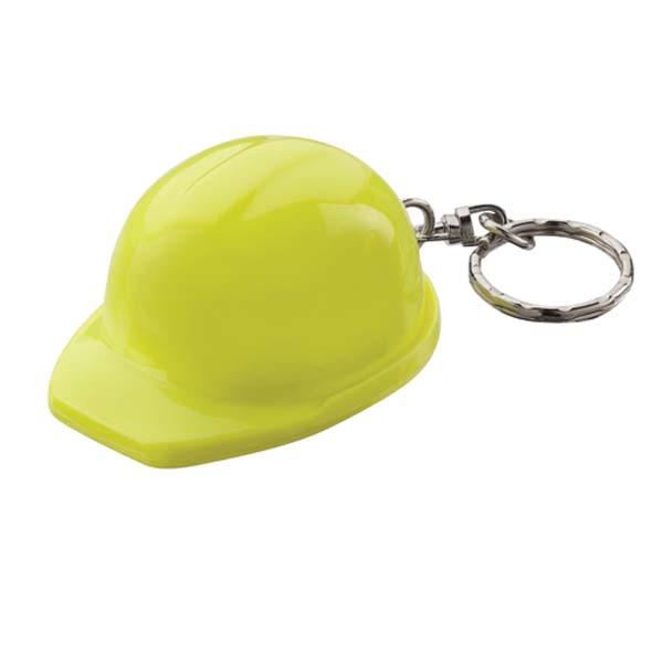 Hard Hat Keyring