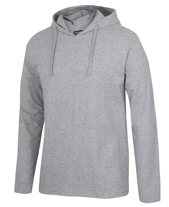 C of C Long Sleeve Hooded Tee