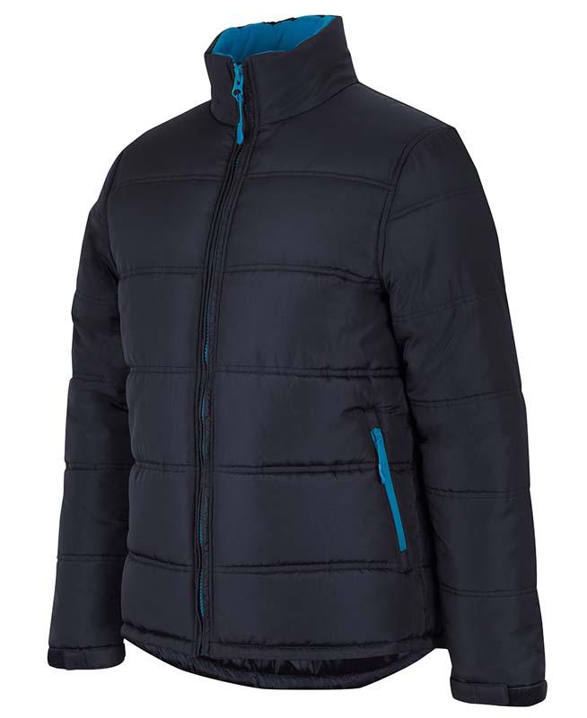 Puffer Contrast Jacket