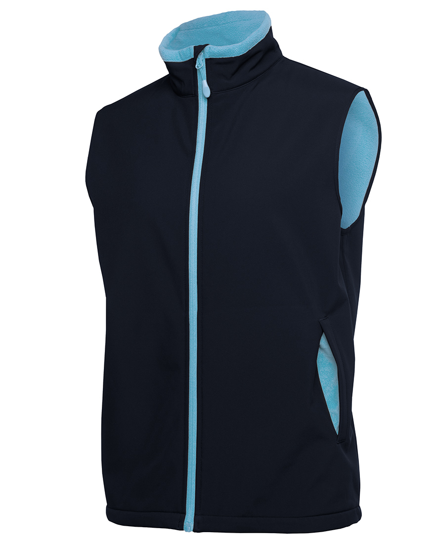 Water Resistant Softshell Vest