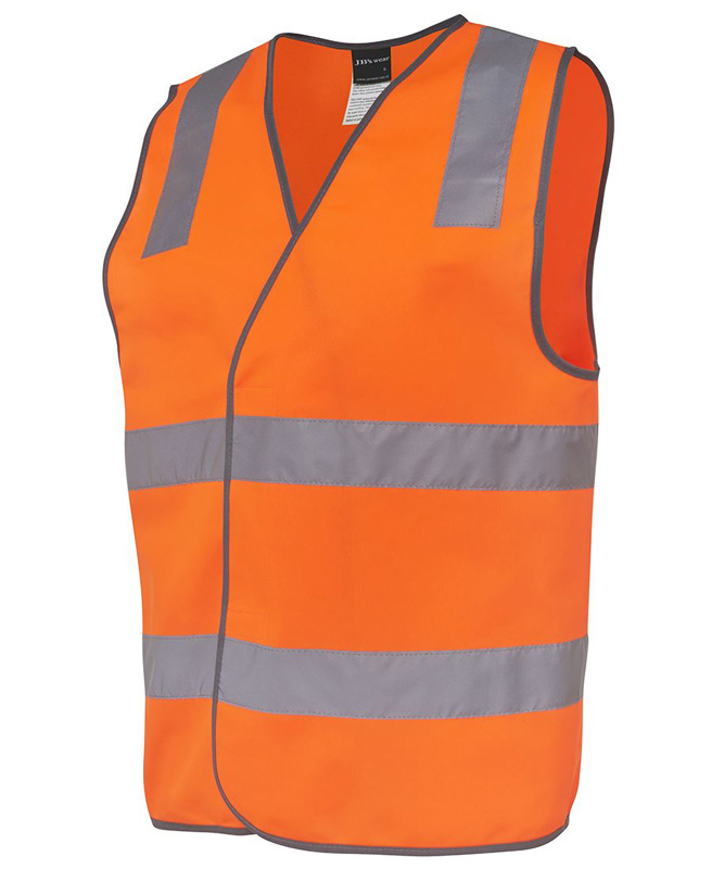 JB Hi Vis (D+N) Safety Vest