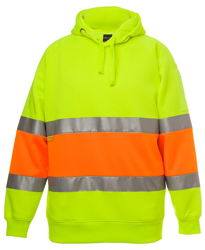 JB Biomotion (D+N) Pullover Hoodie with 3M Tape