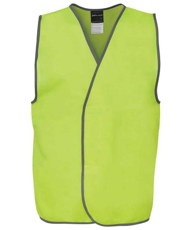 JB Hi Vis Safety Vest