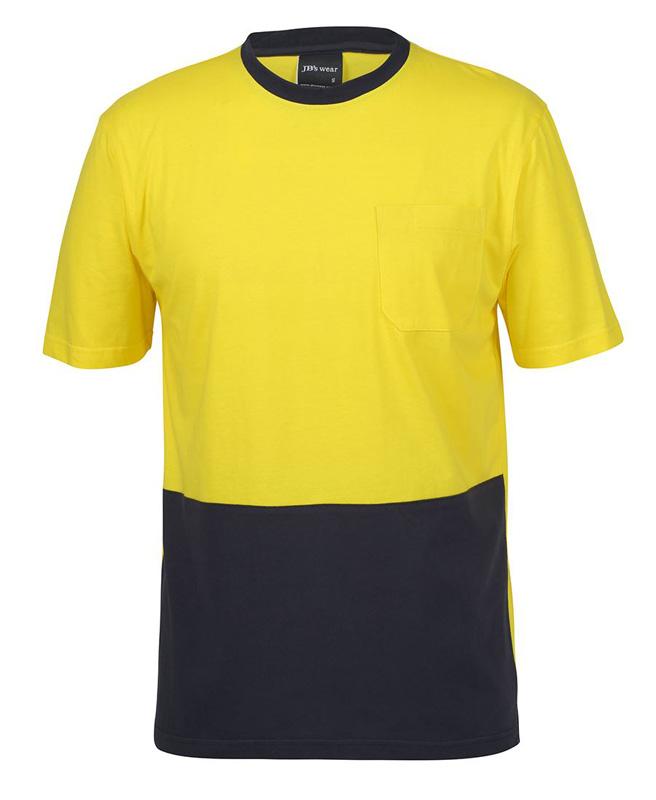 JB Hi Vis Cotton T-Shirt