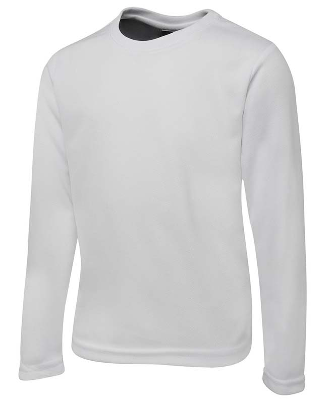 L/S Polyester Tee