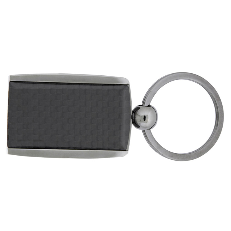 The Carbon Fibre Keychain