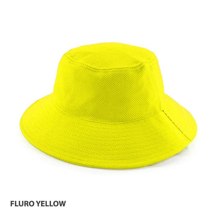 Mesh Bucket Hat