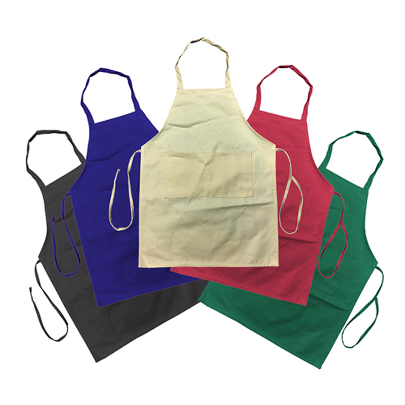 Jacky's Cotton Apron (Ages: 8-12)