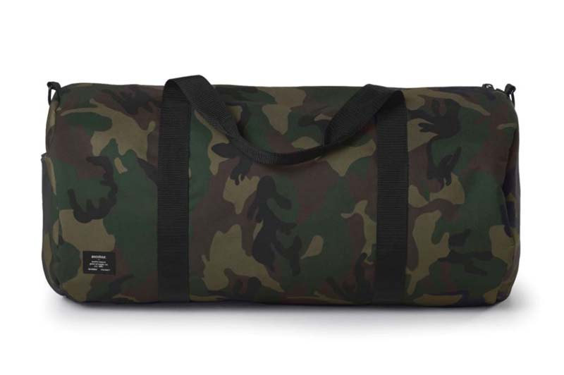 AS Colour Camo Duffel Bag