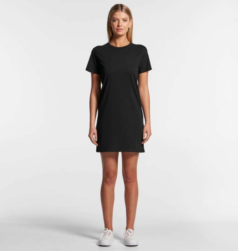 AS Colour Short Sleeve Dress