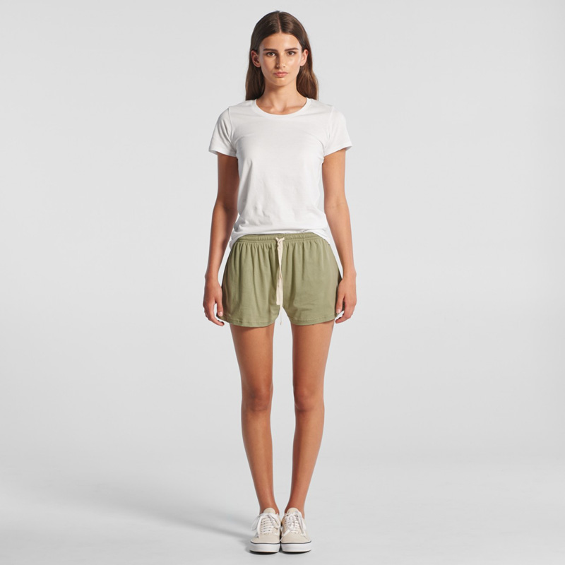 AS Colour Jersey Shorts
