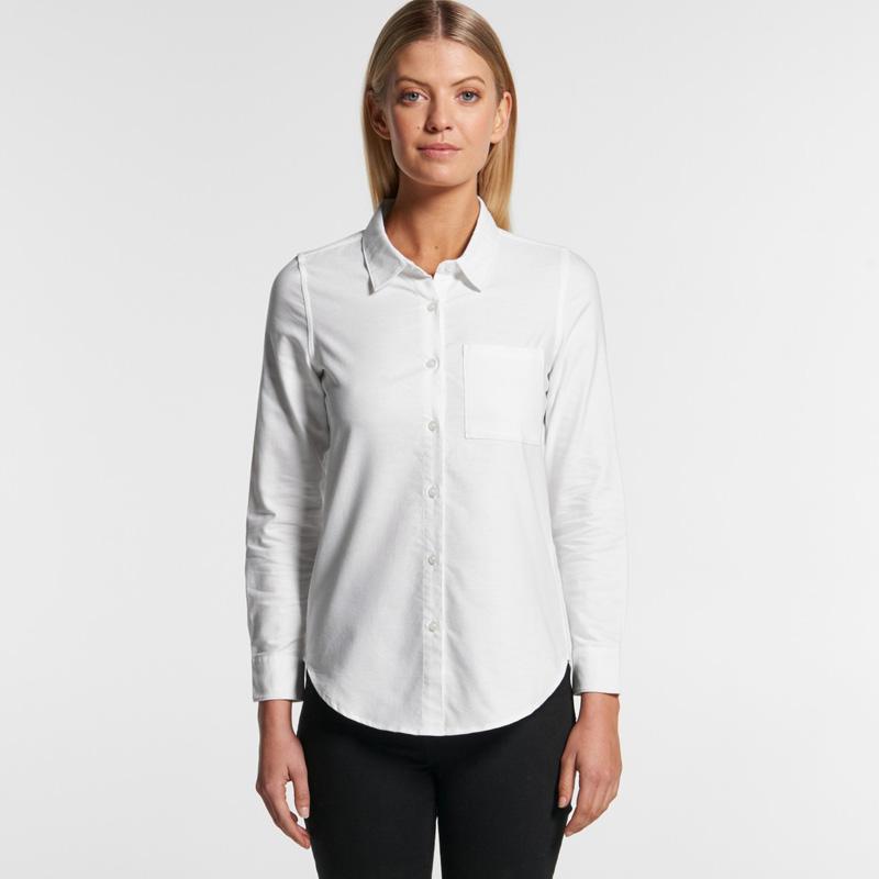 AS Colour Oxford Shirt (Ladies)